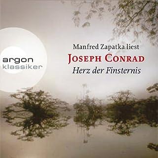 Herz der Finsternis                   Autor:                                                                                                                                 Joseph Conrad                               Sprecher:                                                                                                                                 Manfred Zapatka                      Spieldauer: 5 Std. und 9 Min.     113 Bewertungen     Gesamt 4,1