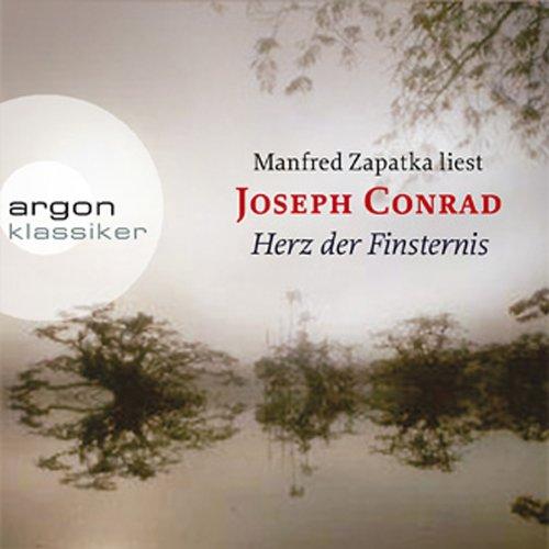 Herz der Finsternis audiobook cover art