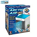 Ontel Arctic Ultra Evaporative Portable Air Conditioner Purifier & Personal...