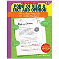 Scholastic 978-0-439-55413-8 35 Reading Passages for Comprehension - Point of View & Fact and Opinion [並行輸入品]