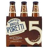 Birrificio Angelo Poretti Birra Bock Chiara, 3 x 33cl