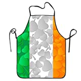 dfhdshsd Funny Apron Chef Kitchen Cooking Apron Bib Number One Ichiban Japanese Restaurant Durable 28.3' X 20.5'