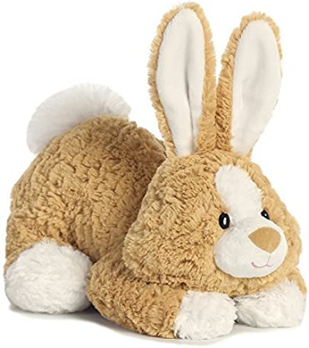 Aurora World Tushies 2-Toned Bunny Plush by Aurora World