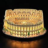 LIGHTAILING Conjunto de Luces (Creator Expert Colosseum) Modelo de Construcción de Bloques - Kit de luz LED Compatible con Lego 10276(NO Incluido en el Modelo)