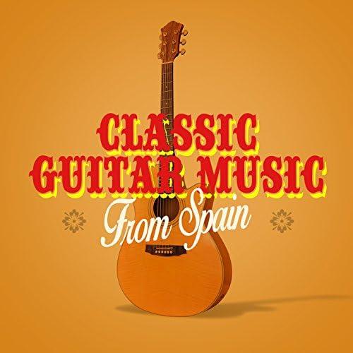 Classical Guitar, Guitar Music & Música de España