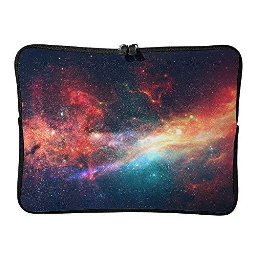 Standard Laptoptaschen Lustig Wasserdicht - Nebel Tablet-Hülle Geeignet für Schule White 13 Zoll