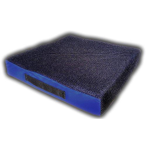 SHP Cube Gel Rollstuhl- und Sitzkissen 48 x 43 x 8 cm