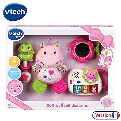 VTech - Coffret naissance - Eveil des sens - Cadeau de...