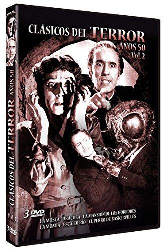 CLASICOS DEL TERROR AÑOS 50 VOLUMEN 2 (Spanien Import, siehe Details für Sprachen)