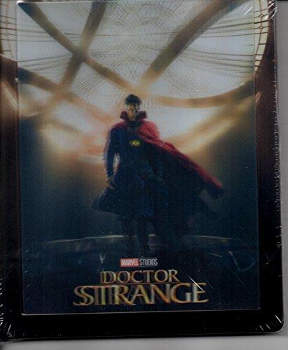 Doctor Strange - Exklusiv 3D Lenticular Steelbook Limited Filmarena Import / Region Free - 3D + 2D Blu-ray