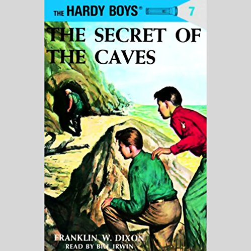The Secret of the Caves audiobook cover art