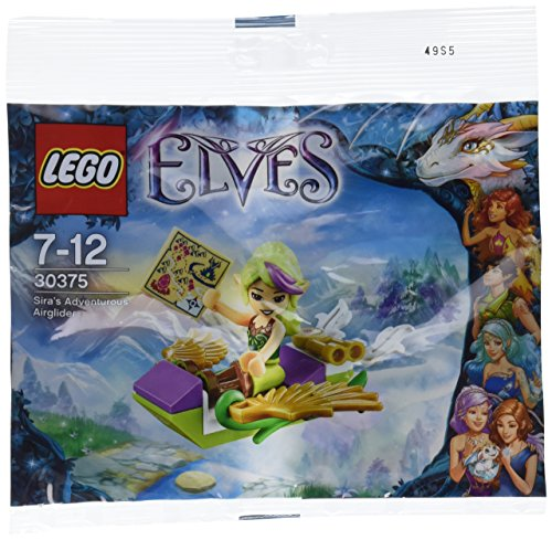 Lego 30375 Elves Sira's Adventurous Airglider by LEGO
