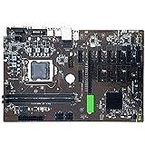 B250 BTC Miner Motherboard LGA 1151 memoria DDR4 12 x PCI E 16X ranura para tarjeta gr aacute;fica SATA3 0 USB3 0 para Eth Btc Miner lga 1151 procesador de la placa base//189