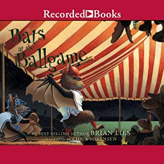 Bats at the Ballgame audiobook cover art