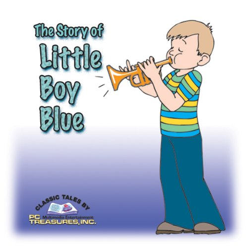 The Story of Little Boy Blue audiobook cover art