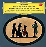 Concertos For Horn / Hornkonzerte KV 412, 417, 447, 495 [Vinyl LP record] [Schallplatte] - Berliner Philharmoniker, Gerd Seifert, H. Von Karajan Wolfgang Amadeus Mozart