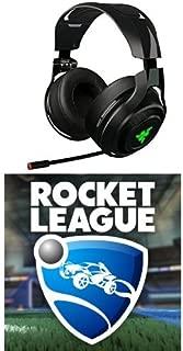 Razer ManO'War Wireless 7.1 Surround Sound Gaming Headset & Rocket League [Online Game Code] Bundle