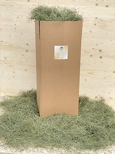 Chiemgauer Bergheu im praktischen Vorteilspack 8kg für Hamster, Hasen, Kaninchen, Meerschweinchen & Co.