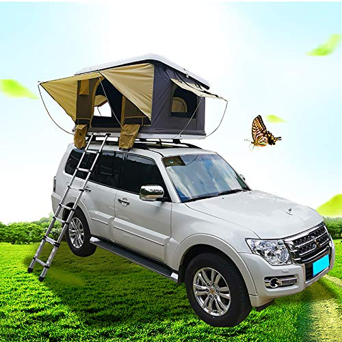 WLDQ Rooftop Tents Pop Up Roof Overland Tent Universal for...