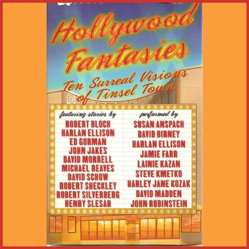 Couverture de Hollywood Fantasies