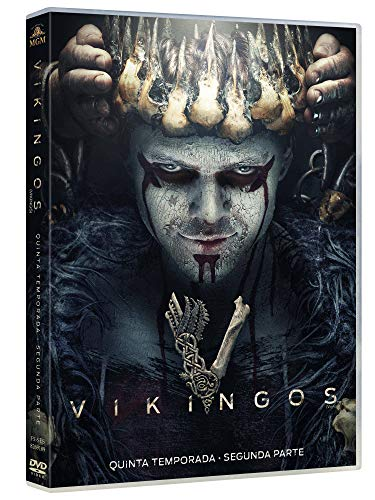 Vikingos Temporada 5 Volumen 2 [DVD]