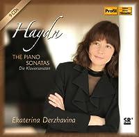 ハイドン : ピアノソナタ全集 (Joseph Haydn : The piano sonatas (Die Klaviersonaten) / Ekaterina Derzhavina) (9CD Box) [輸入盤]