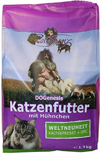 Katzenfutter mit Hühnchen Robert Franz 1200 g