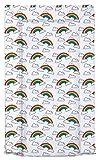 East Coast Nursery Ltd Rainbows Changing Mat, Multi