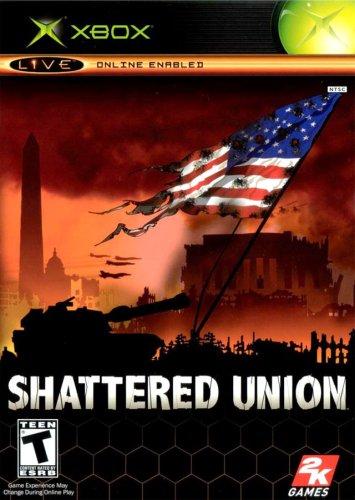 Shattered Union [importación francesa]