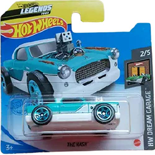 Hot wheels The Nash HW Dream Garage 2/5 2021 (001/250) Short Card