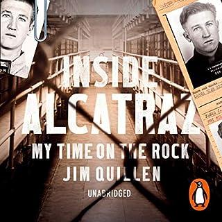 Inside Alcatraz audiobook cover art