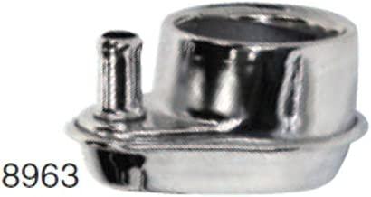 Empi 8963 Chrome Oil Filler No Drain Tube Fits Air-cooled Vw Bug Engine
