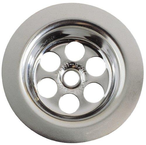 Wirquin 39230004 - Plato de sopa, redondo, de acero inoxidable, diámetro 63mm