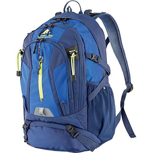 Ozark Trail 36-Liter Kachemak Daypack, Dark Blue