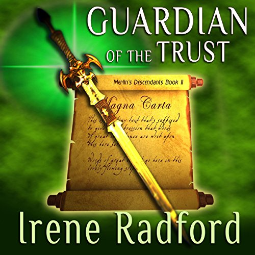 Guardian of the Trust audiobook cover art