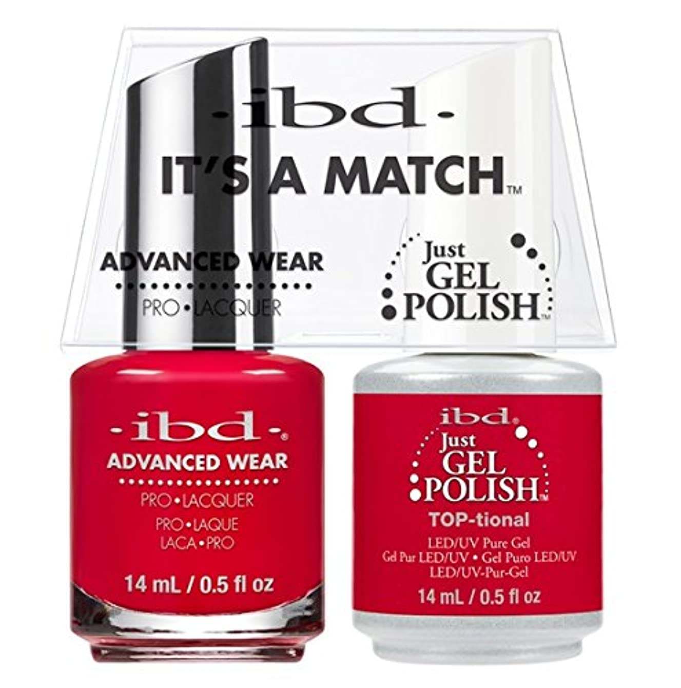 巨大な味付けパーティションibd - It's A Match -Duo Pack- TOP-tional - 14 mL / 0.5 oz Each
