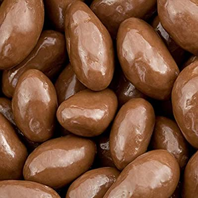 Bonnerex Milk Chocolate Covered Brazil Nuts - 454G (Old Fashioned Pound)