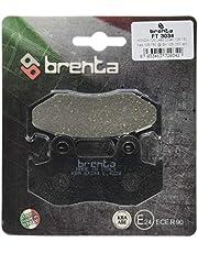 Brenta - Pastillas de freno orgánicas para moto, para 100 Lead, SVC110, Dylan 125, SH 125