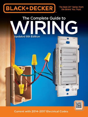 [ANLQ_8698]  Black & Decker Complete Guide to Wiring, 6th Edition, Editors of Cool  Springs Press, eBook - Amazon.com | Black House Wiring |  | Amazon.com