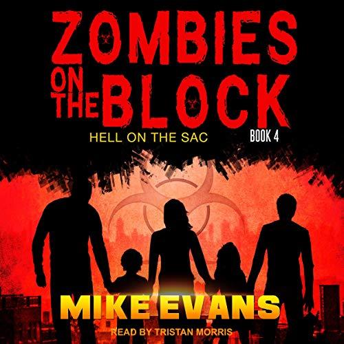 Zombies on the Block: Hell on the Sac Titelbild