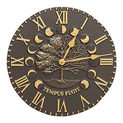Whitehall Products Times and Seasons Clock
