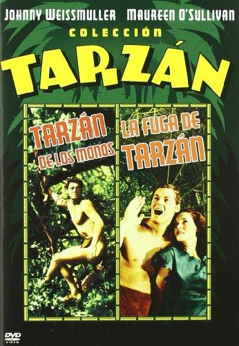 Tarzan De Los Monos + La Fuga De Tarzan [DVD]