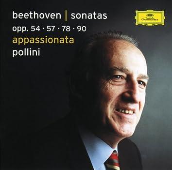 Beethoven: Piano Sonatas Opp. 54, 57, 78, 90