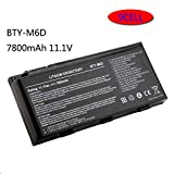 Huiyuan 9cell 7800mAh BTY-M6D Laptop Battery for MSI E6603 GT60 GT660 GT663 GT670 GT680DX GT680R GT70 GT780 GT783 GX660D GX780