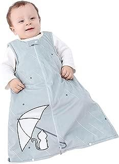 IDGIRL Baby Sleep Bag,Fleece Wearable Blanket Sleeveless for Baby Girls Boys 6 Months-3 Years