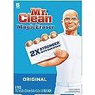 "Mr. Clean Magic Eraser Original Cleaning Pads with Durafoam, White 1"" x 4.60"" x 2.30"", 6 Count"