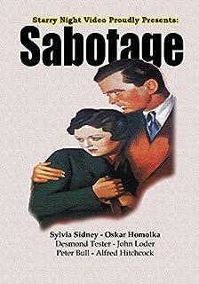Sabotage by Sylvia Sidney