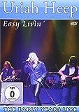Easy Livin-The Early Years Live - Uriah Heep
