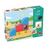 Goula Logic PARC-Juguete Educativo de orientación Espacial para niños a Partir de 3 años, Multicolor (53473)