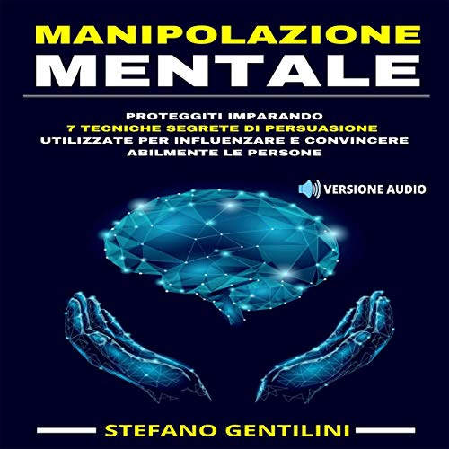 Manipolazione Mentale copertina